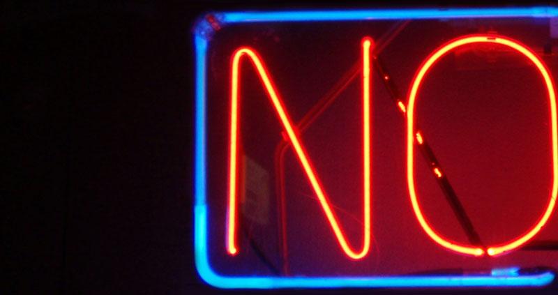 """5 способів сказати """"Ні"""""""