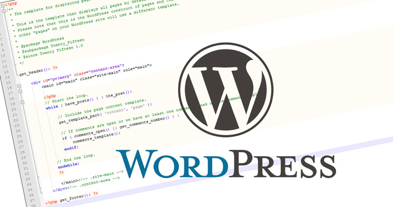 Як створити власний шаблон сторінки WordPress