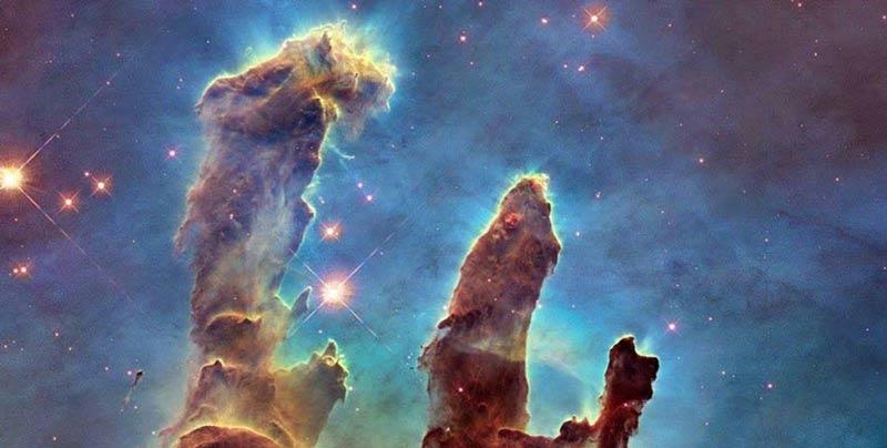 Кращі фотографії телескопа Hubble