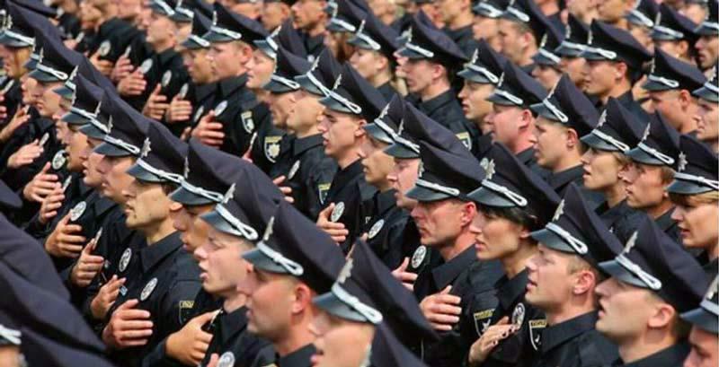 Реформы в Украине: Национальная полиция