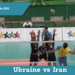 Волейбол, Україна-Іран, 09.07.2015 – Кращі моменти