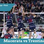 Волейбол. Кубок Італії – Фінал 2011. Мачерата vs Трентіно
