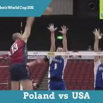 Волейбол. Обзор матча: Польша vs США. 2011