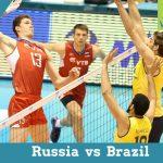 Обзор финального матча: Россия vs Бразилия. 2011