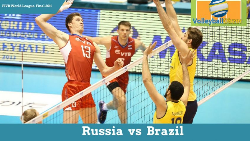 Огляд фінального матчу: Росія vs Бразилія. 2011