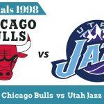 Чикаго vs Юта | Фінал НБА 1998 – Основні моменти