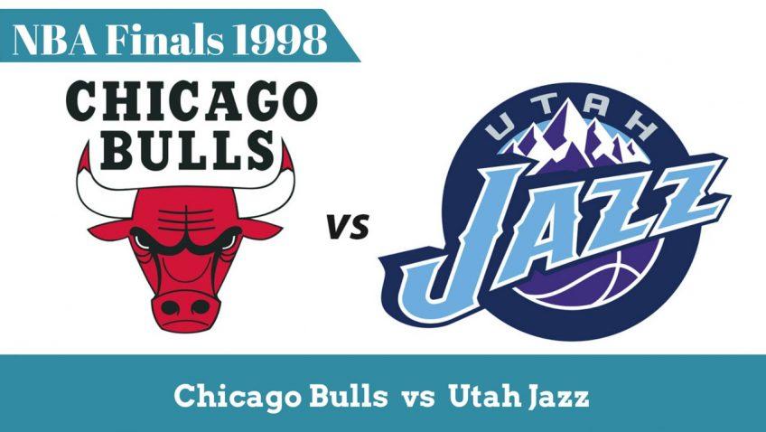 Чикаго vs Юта | Финал НБА 1998 — Основные моменты