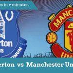 Лучшие матчи за 2 минуты | Эвертон vs Манчестер Юнайтед 17.10.2015