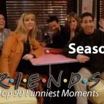 Сериал Друзья | ТОП 90 шуток 2-го сезона