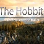 Хоббіт – Трилогія — Неофіційний Анімаційний Трейлер [HD]