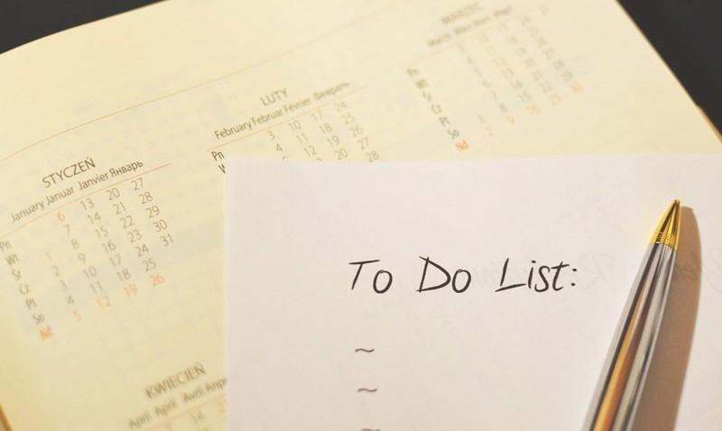 8 списков для достижения успеха