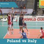 Польша — Италия | FIVB Кубок Мира 2011