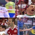 Грубая сила и Первобытная агрессия в мужском волейболе
