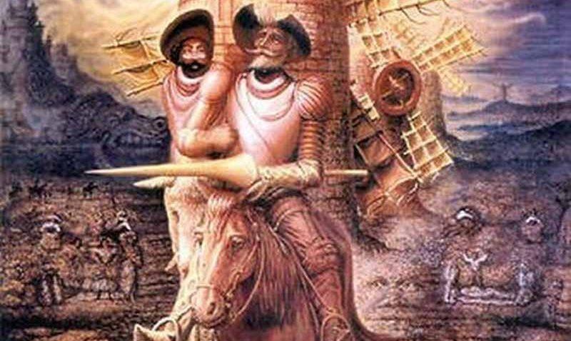 Яскраві картини-ілюзії, в які потрібно вдивлятися двічі
