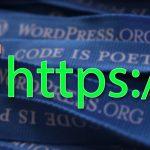 Для WordPress HTTPS обязательным будет уже в 2017 году