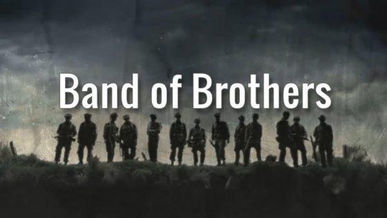 Братья по оружию (минисериал) — боевой путь десантника во Второй мировой войне
