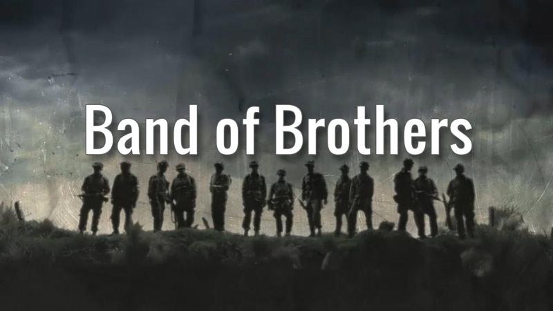 Брати по зброї (мінісеріал) – бойовий шлях десантника у Другій світовій війні