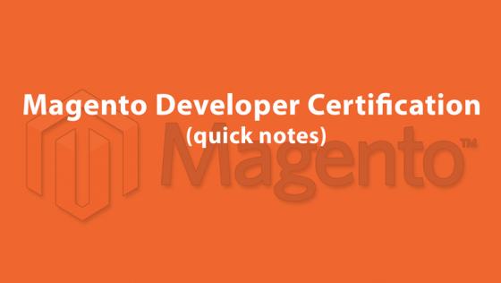 Контрольні нотатки для сертифікаційного екзамену Мадженто-розробника – ч.6