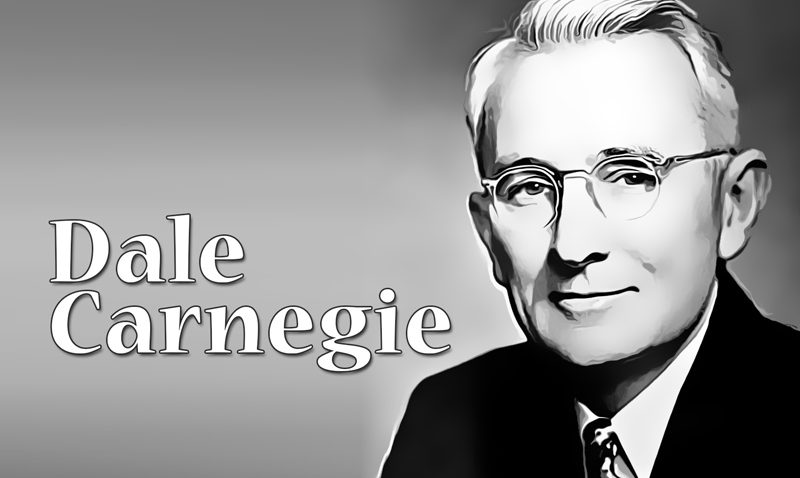 Найбільш сильні поради Дейла Карнегі