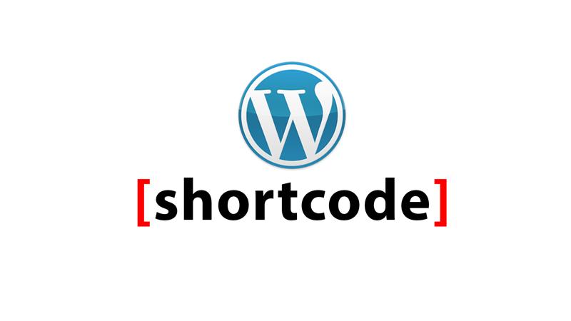 Как добавить простой шорткод в WordPress?