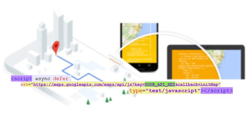 Как получить API-ключ для использования в Google Картах
