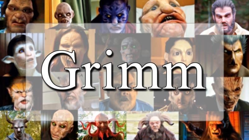 Серіал Грім — 67 видів істот [HD]
