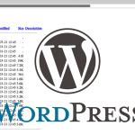 Как отключить просмотр папок сайта WordPress на сервере