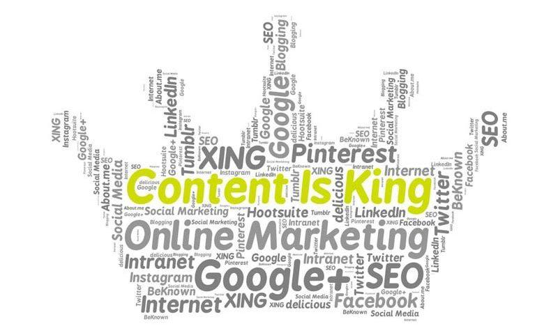 Контент-маркетинг – как создать контент продвигающий бизнес