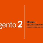 Обзор дефолтной структуры папок в модуле Magento 2