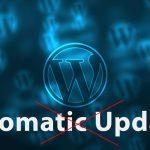 Як відключити автоматичне оновлення WordPress