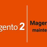 Как включить/отключить режим обслуживания в Magento 2?