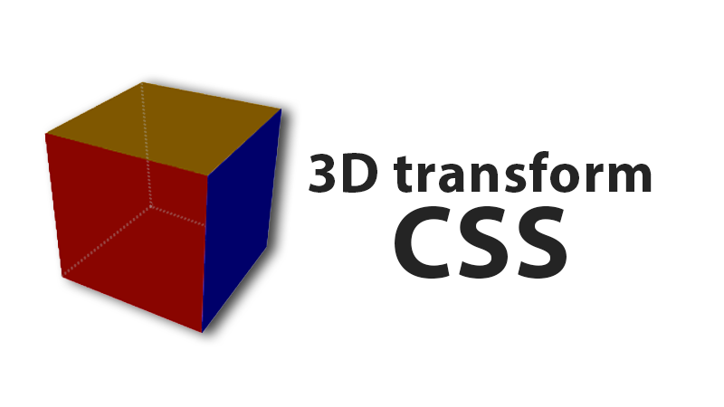 Основные виды 3D-трансформаций в CSS