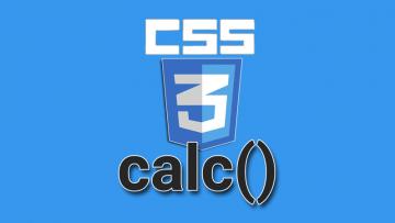 Пример использования функции calc() для изменения размера шрифта в CSS