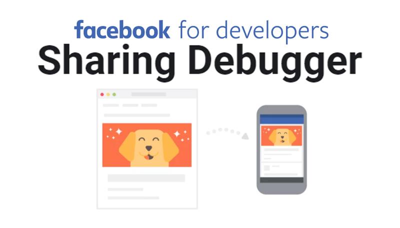 Як використовувати налагоджувач Facebook для перевірки лінків та картинок