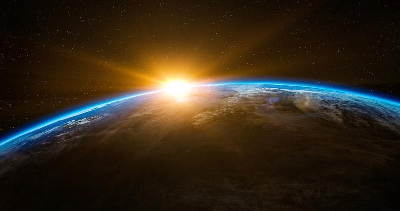 Ужасающие кадры изменений на планете Земля