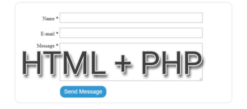 Як використовувати HTML форми в PHP