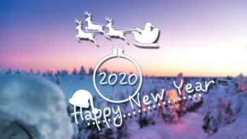 З Новим 2020 Роком!