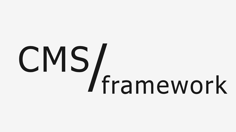 Що обрати – CMS або фреймворк для створення сайту?