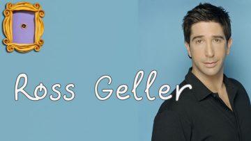 Серіал Друзі — Хто такий Рос Юстас Геллер?