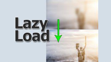 Детальное описание техники ленивой загрузки изображений (Lazy Load)